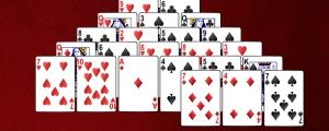 Obrázek hry Pyramid solitaire
