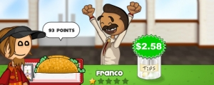 Obrázek hry Papa's Taco Mia!