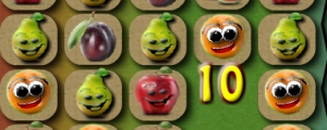 Obrázek hry Tuti Fruti Crush Saga