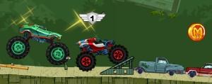 Obrázek hry Monster Wheels 2