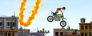 Obrázek hry Biker Exploit online hry
