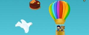 Obrázek hry Air Balloon Ride