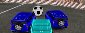 Obrázek hry 4 x 4 Soccer