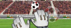 Obrázek hry Soccer Goalkeeper