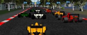 Obrázek hry Super Race F1
