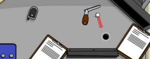 Obrázek hry Kancelářský minigolf