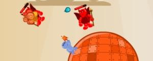 Obrázek hry Angry Defender
