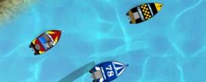 Obrázek hry Boat Race