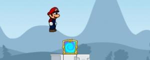 Obrázek hry Mario Rotate Adventure