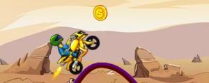 Obrázek hry Adventure Biker