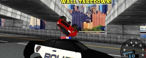Obrázek hry Police Pursuit 3D