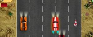 Obrázek hry Iron Man Dodge Race