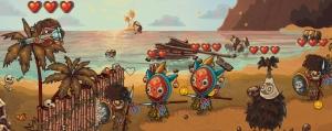 Obrázek hry Monkey Defence