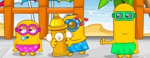 Obrázek hry Minion Love Kiss