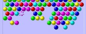 Obrázek hry Bubble shooter kuličky