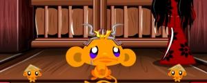 Obrázek hry Monkey Go Happy Ninjas