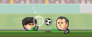 Obrázek hry Sports Heads: Football Championship