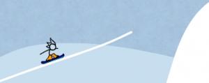 Obrázek hry Fancy Snowboarding