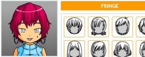 Obrázek hry Anime Face Maker