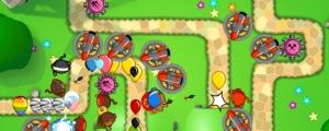 Obrázek hry Bloons Tower Defense 5