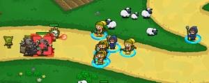 Obrázek hry Asgard Attack